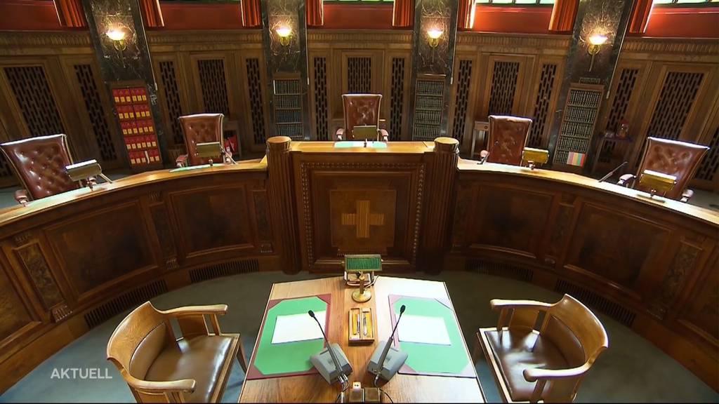 Bundesrat ist gegen Justiz-Initiative