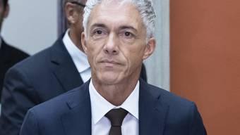 Die Fraktionen von CVP-EVP-BDP und von der SP verlangen seinen Rücktritt: Bundesanwalt Michael Lauber. (Archivbild)