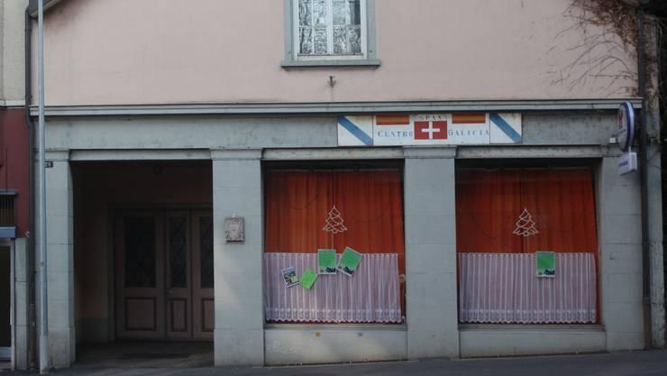 Das «Centro Galicia» in Olten, wie es 2007 aussah.