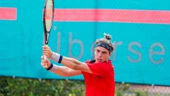 Mirko Martinez hat sich in Oberentfelden für die Halbfinals qualifizieren können.