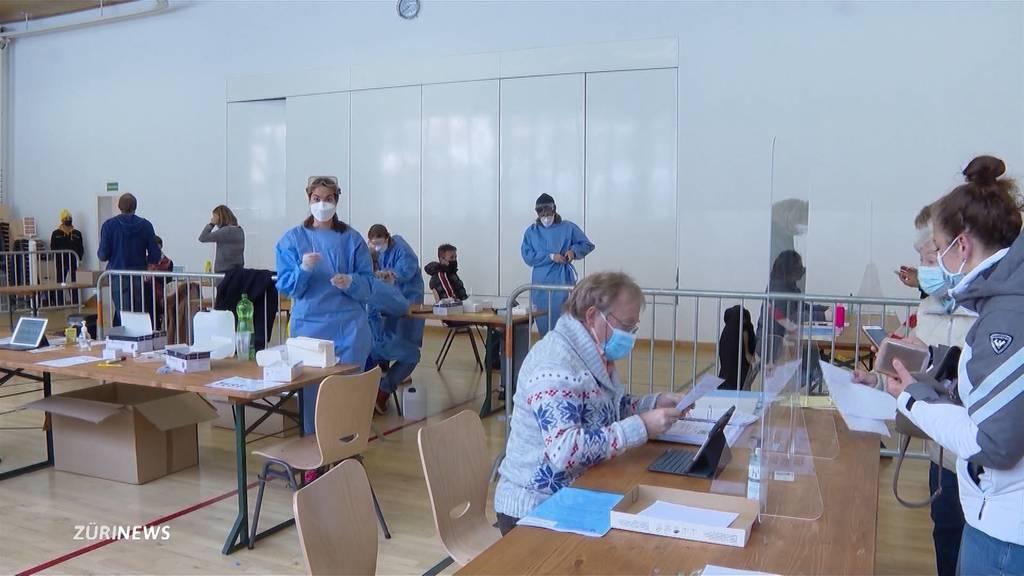 Freiwillig und gratis: Graubünden startet Massentests