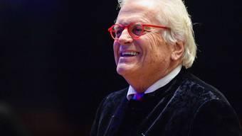 Der Dirigent Justus Frantz sieht die Welt anders, seit er wegen einer Blutvergiftung fast gestorben wäre. (Archiv)