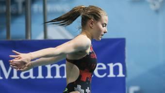 Michelle Heimberg aus Fislisbach gewinnt sensationell die Silbermedaille