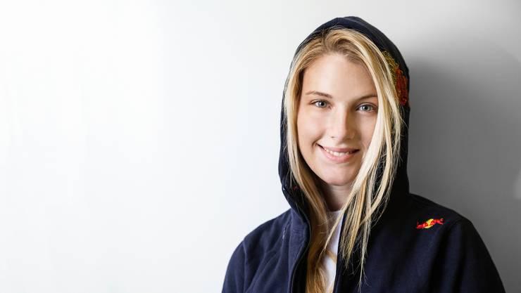 Olga Kharlan, die Blondine mit dem entwaffnenden Lächeln, schwingt ihren Säbel nur noch auf der Fechtpiste.