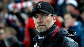 Jürgen Klopp ist alles andere als zufrieden mit der UEFA.