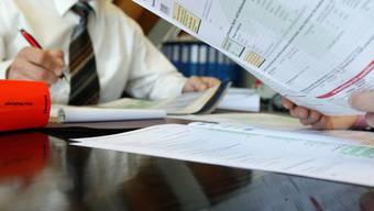 Finanzkommission des Kantonsrates lehnt Steuerfusserhöhung ab (Symbolbild, Archiv)