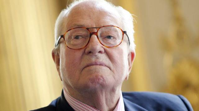 Jean-Marie Le Pen, Gründer des Front National (Archiv)