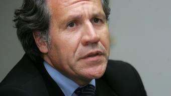 Der Uruguayer Luis Almagro ist neu Generalsekretär der Organisation Amerikanischer Staaten (Archivbild)