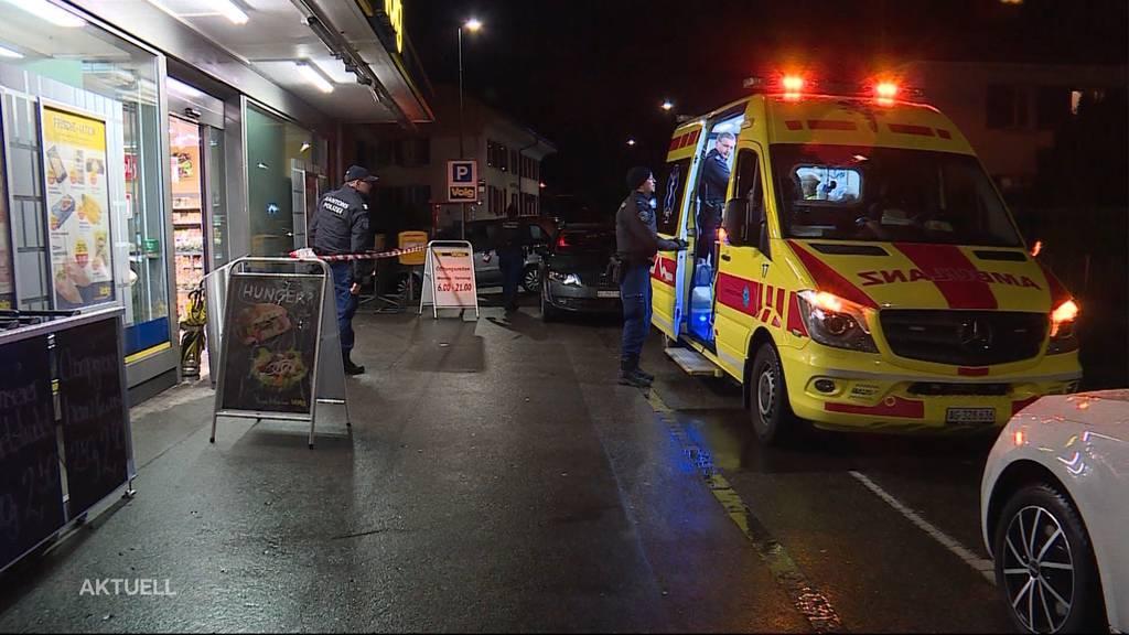 Überfall auf Volg: Verkäuferin mit Messer verletzt