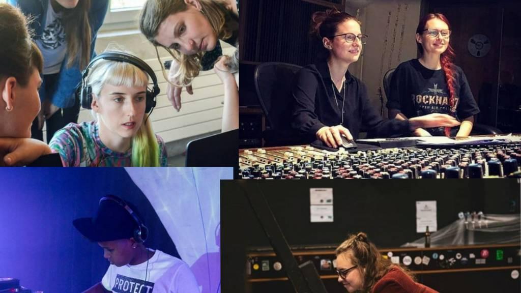 Eine Plattform für Geschlechter-Vielfalt in der Musikbranche
