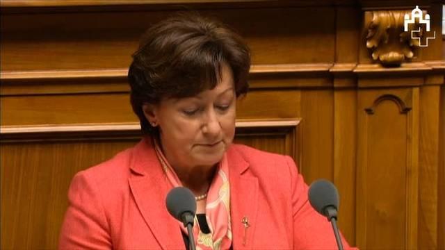 Sylvia Flückiger will mit einer Motion durchsetzen, dass Schweizer Kulturgut in Schweizer Händen bleibt