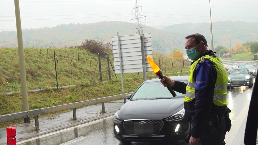 Zollkontrolle: Der Grenzwächter