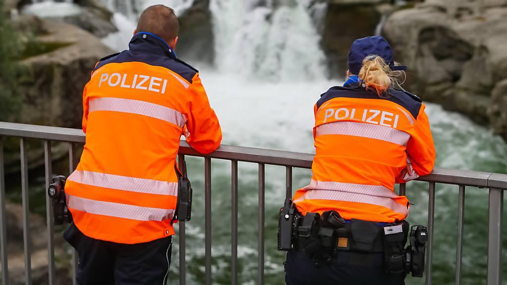 Schwierige Erhöhung der Frauenquote bei der Polizei