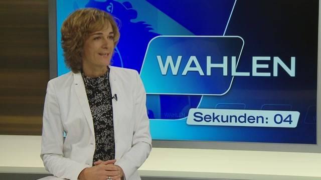 Kurz & knackig: Ursula Wyss, SP