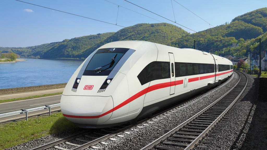 Siemens sieht Wasserstoff-Züge als Zukunftsmarkt