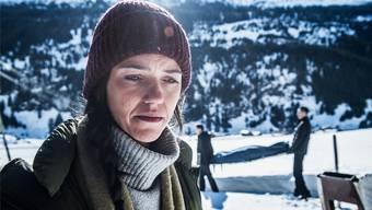 Die Basler Schauspielerin Sarah Spale als Rosa Wilder.