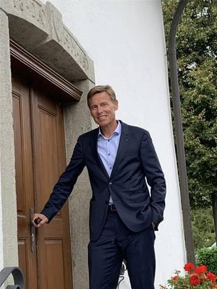 Ueli Voegeli: «Egliswil ist keine beliebige Manövriermasse.»