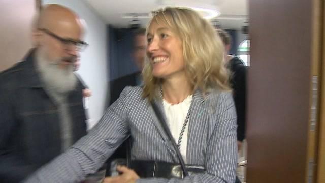 Triumph für Regierungsrätin Susanne Hochuli