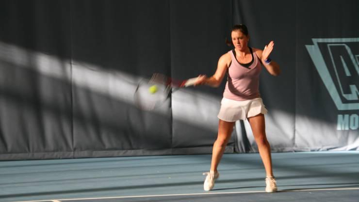 Will dereinst zu den besten zehn Tennisspielerinnen der Welt gehören