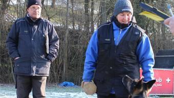 Roland Mägerli hat Hunde und Hundehalter stets genau im Blick.