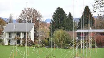 Im Gebiet Neumatt/Salzmatt sollen drei Wohnhäuser entstehen.