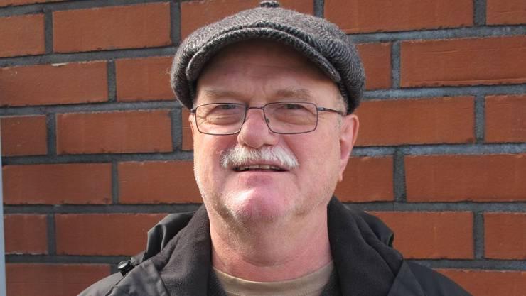 Martin von Aesch Präsident Jazzclub Allmend