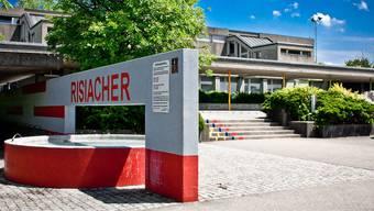 Schulhaus Risiacher in Buchs.