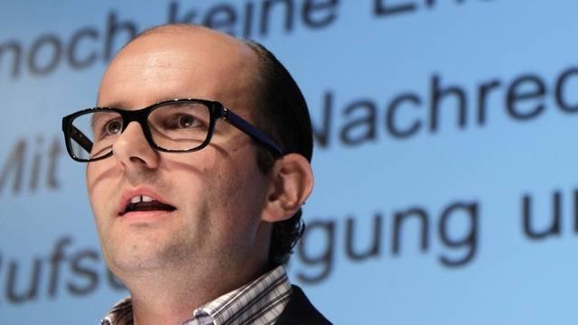 Der Valser Investor Remo Stoffel: Gegen ihn ermittelt die Bündner Staatsanwaltschaft (Archiv)