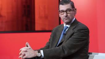 Will «kämpfen»: FDP-Kandidat Giovanni Merlini schnitt im ersten Wahlgang überraschend schlecht ab.