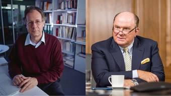 Soziologe Walter Kielholz äussert sich zum Vorschlag von Walter Kielholz.