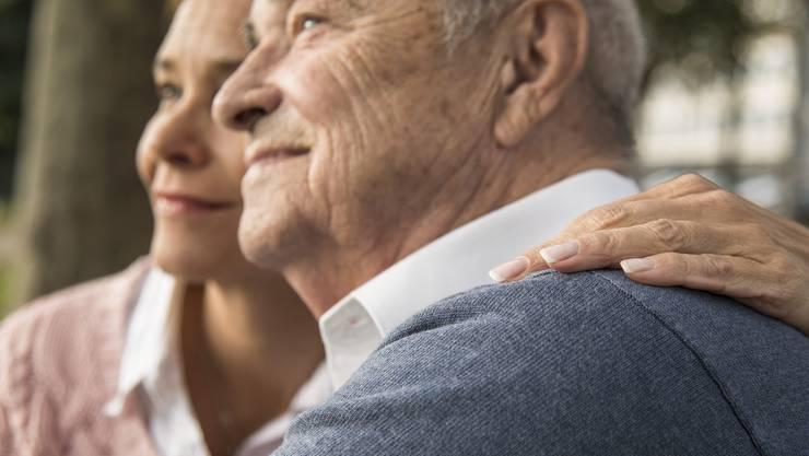 Den Vater in sicheren Händen zu wissen – ist eine grosse Erleichterung für pflegende und betreuende Angehörige.