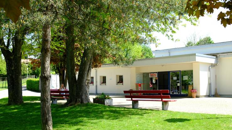 Das Menziker Hallenbad wird saniert und erweitert.