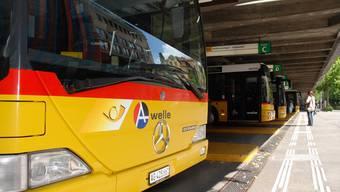 Zwischen Baden und Bremgarten sowie Baden und Mägenwil kommen mehr Fahrzeuge in den Einsatz.