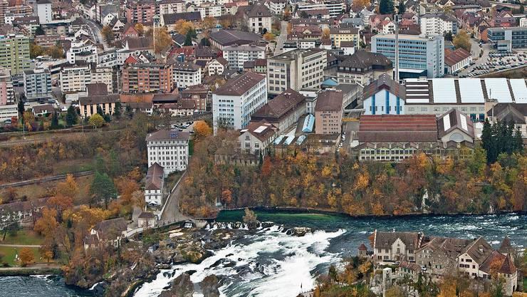 Auf sich gestellt und von «Bern» kaum beachtet: Der Kanton Schaffhausen.