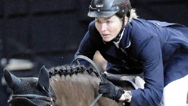 Christina Liebherr klassierte sich in Vigo als Fünfte