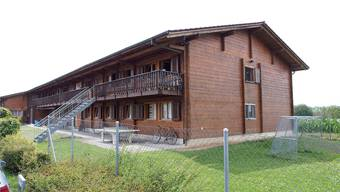 Das Wohnheim Atlas am Allschwiler Vogesenweg nahe der französischen Grenze ist bereits heute eine Asylunterkunft. Kenneth Nars