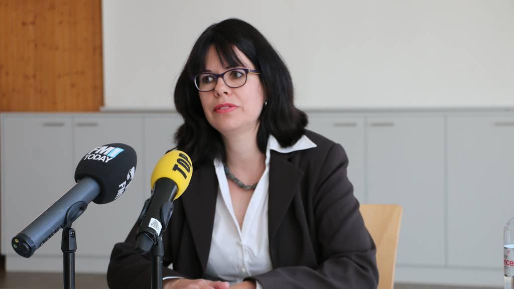 Nathalie Wasserfallen, Schulpräsidentin von Wigoltingen, nimmt Stellung zu den Anschuldigungen gegen ihre Behörde.