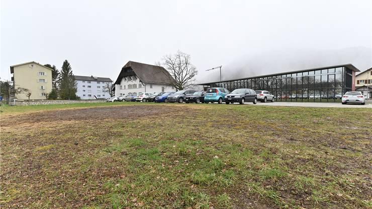 Mit einem Stöckli möchte der Gemeinderat an dieser Stelle das Ortsbild aufwerten und eine Attraktion installieren.