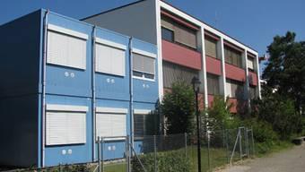 K. N. unterrichtete im Schulhaus Ländli 2.