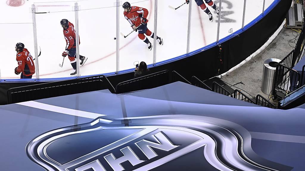 Olympische Spiele 2022 wieder mit NHL-Spielern