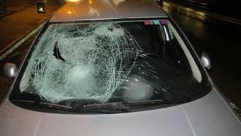 Verkehrsunfall Unterentfelden 4. November 19