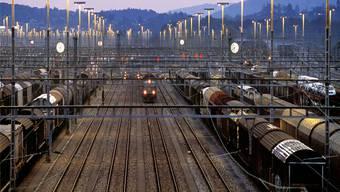Das beim Rangierbahnhof Limmattal geplante Gateway wird in der Region seit Jahren bekämpft.