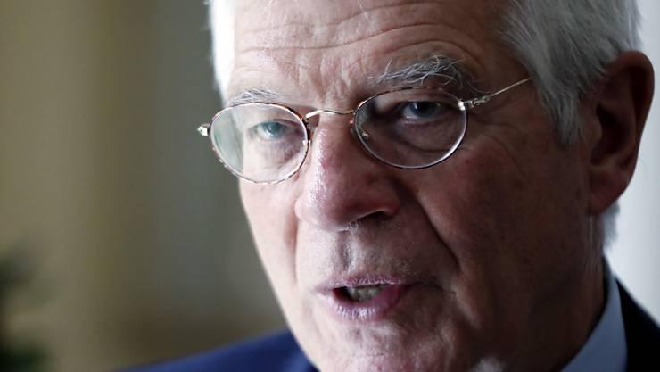 Soft Power ist gut - aber mehr Machtbewusstsein täte der EU besser, findet der neue Aussenbeauftragte der Europäischen Union, Josep Borrell.