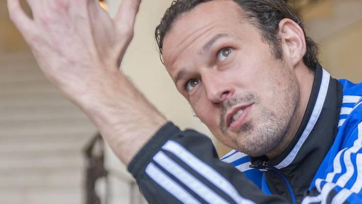 Marco Streller freut sich über die Folgen des Salah-Transfers