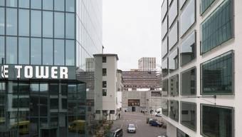 Zürich Maag-Areal: Die Maag-Halle muss wegen Lärm umgebaut werden.