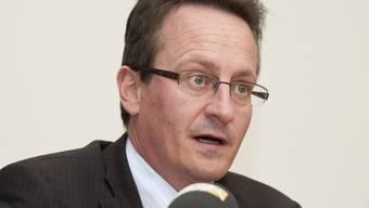 FDP-Finanzdirektor Martin Schmid (Archiv)