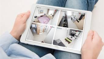 Verdreckt der Airbnb-Gast gerade die Küche? Und was treibt er im Schlafzimmer? Manche Vermieter überwachen die Wohnungen illegal.Thinkstock