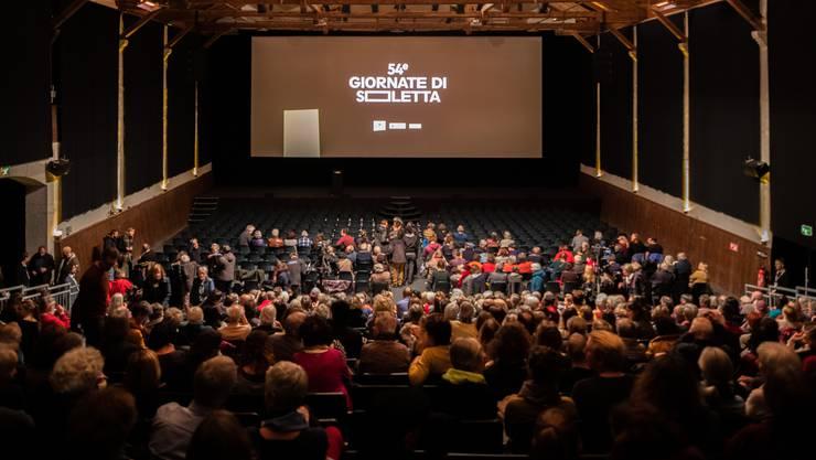 54. Solothurner Filmtage eröffnen mit dem Amuse bouche