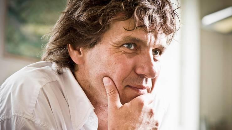 André Lüthi hofft, dass die Schweizerinnen und Schweizer Ende Jahr wieder Reisen Planen.