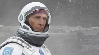 Cooper (Matthew McConaughey) erkundet in «Interstellar» einen fremden Planeten20th Century Fox